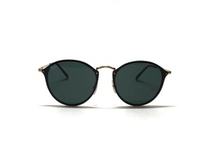 Ray-Ban Large Oversized Gold Rounded Ray Ban RB 3574 001 - FREE 3 DAY SHIPPING