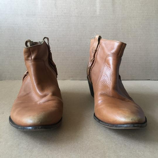 Joie Tan Boots