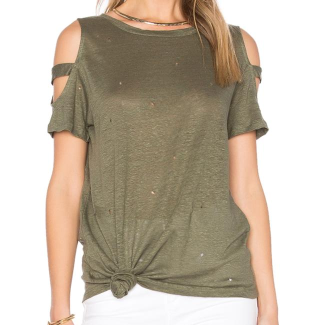 Generation Love T Shirt olive/army green/khaki Image 1