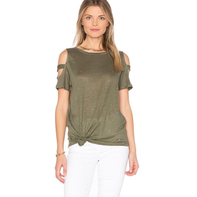 Generation Love T Shirt olive/army green/khaki Image 2