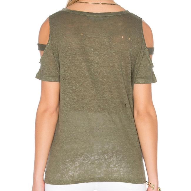 Generation Love T Shirt olive/army green/khaki Image 3