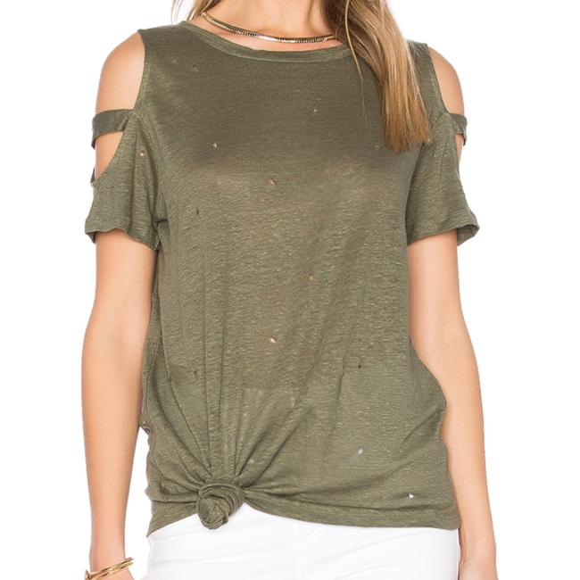Generation Love T Shirt olive/army green/khaki Image 4