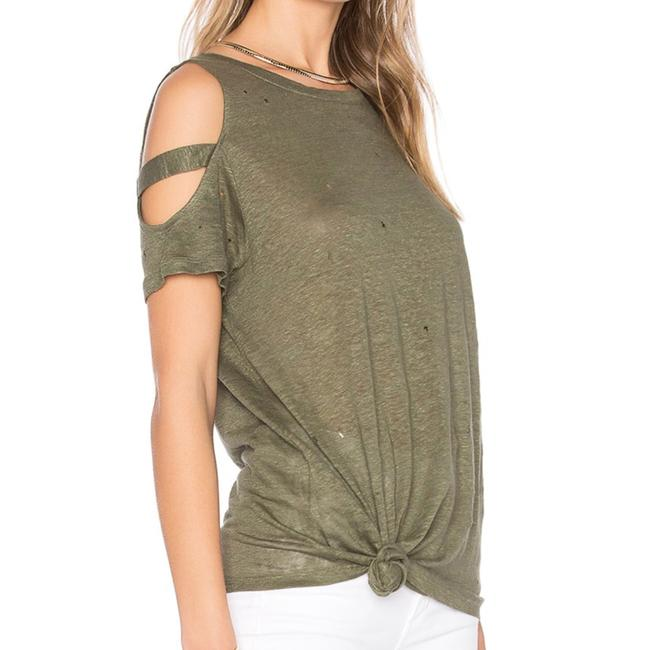 Generation Love T Shirt olive/army green/khaki Image 5