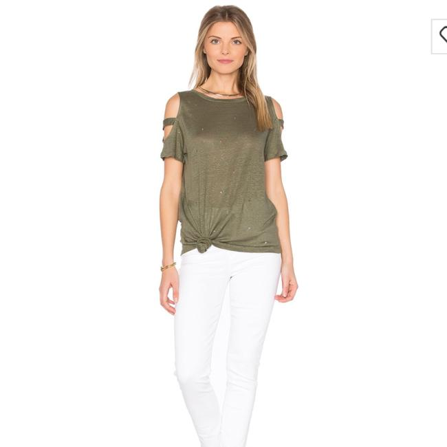 Generation Love T Shirt olive/army green/khaki Image 6