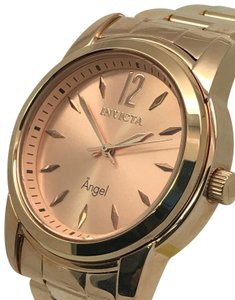 Invicta Invicta 17421 Angel Rose Gold Tone Stainless Steel Dial Women's Watch