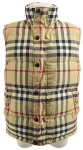 Burberry Down Feather Reversible Vest