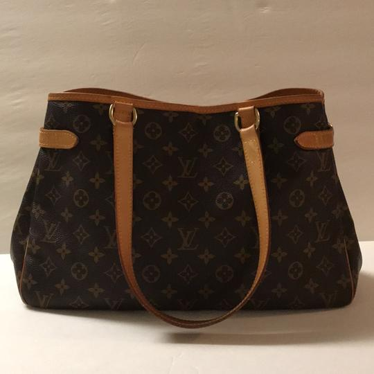 Louis Vuitton Tote in Monogram Canvas Image 2