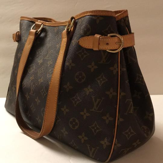Louis Vuitton Tote in Monogram Canvas Image 4