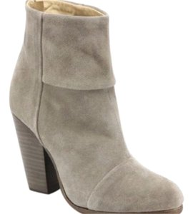 Rag & Bone light grey Boots