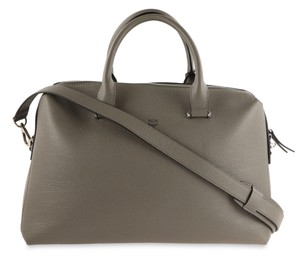 MCM Satchel in Grey