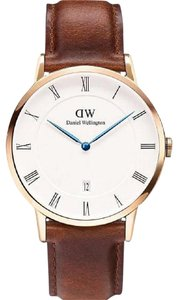 Daniel Wellington Daniel Wellington Brown Men Quartz DW00100083 Watch