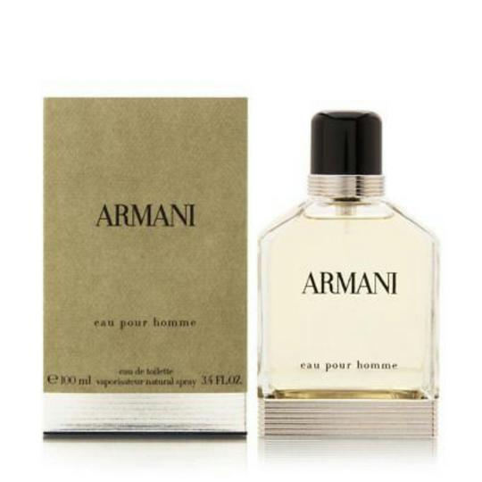 Giorgio Armani ARMANI EAU POUR HOMME FOR MEN-EDT-100 ML-MADE IN FRANCE Image 2