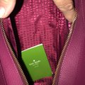 Kate Spade Caley & Wallet Burgundy Leather Shoulder Bag Kate Spade Caley & Wallet Burgundy Leather Shoulder Bag Image 9