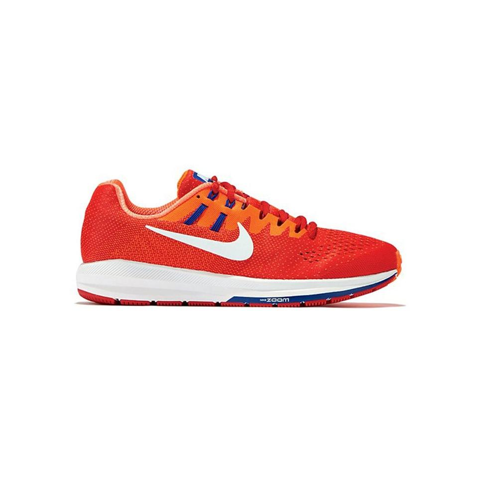 promo code 944f8 2af23 Nike Blood Orange Red Men s Air Zoom Structure 20 Running Sneakers. Size  US  11 ...