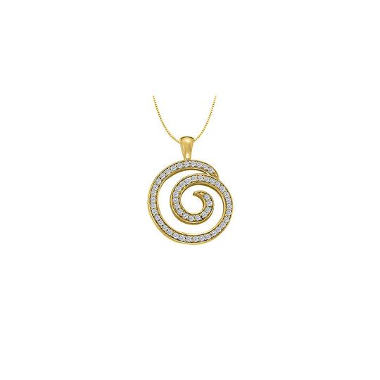 Preload https://img-static.tradesy.com/item/22604161/white-yellow-cubic-zirconia-circle-fashion-pendant-in-gold-vermeil-over-sterling-si-necklace-0-1-540-540.jpg