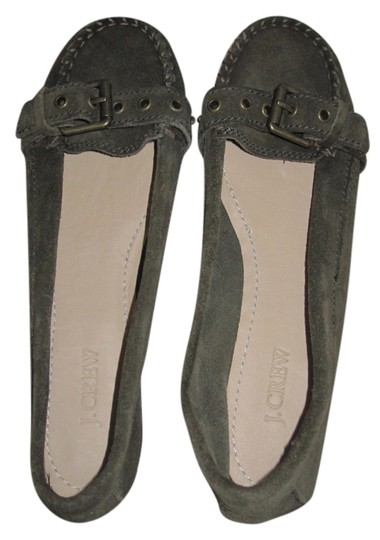 Preload https://item3.tradesy.com/images/jcrew-moss-green-lady-moccasins-flats-size-us-6-regular-m-b-2260512-0-0.jpg?width=440&height=440