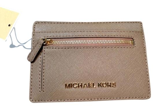 Michael Kors Dark dune Clutch