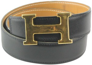 Herms Herms Constance Reversible 32mm Belt