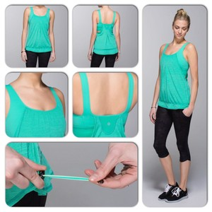 Lululemon Run Times Tank