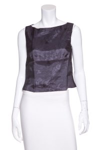 Laundry by Shelli Segal Top Lavender