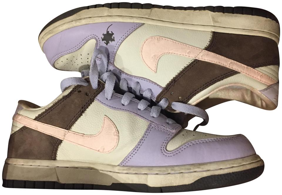 finest selection 57296 9167c Nike Dunk purple Athletic Image 0 ...