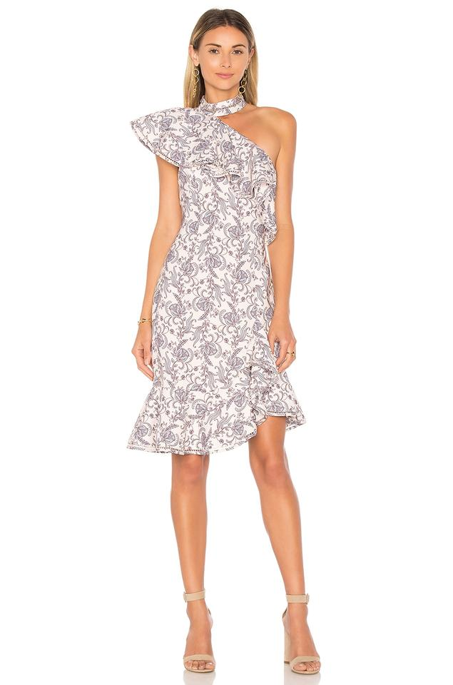 Keepsake the Label Pink Lovers Holiday Mid-length Cocktail Dress ...