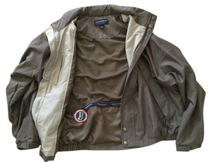 Port/Authority signature brown Jacket