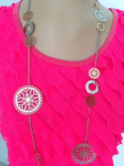 Other Italian 3 color necklace