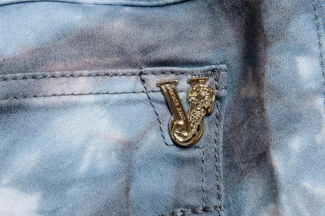 Versace Jeans Collection Multi-color V-8080 Skinny Jeans Size 26 (2, XS) Versace Jeans Collection Multi-color V-8080 Skinny Jeans Size 26 (2, XS) Image 6