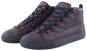 Balenciaga Gucci Sneakers Lv Sneaker Zanotti Hermes Red Athletic