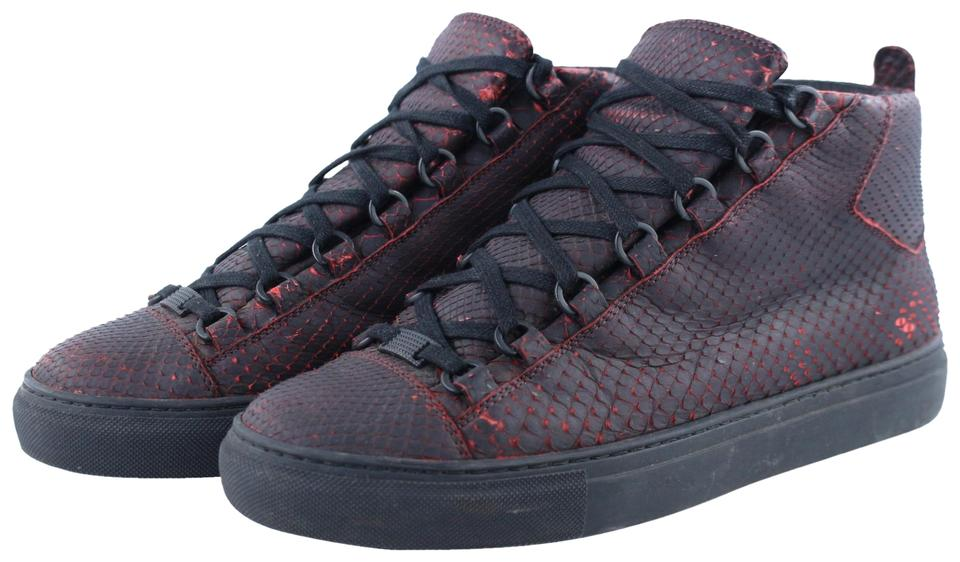 9cd327aad703 Balenciaga Gucci Sneakers Lv Sneaker Zanotti Hermes Red Athletic Image 0 ...