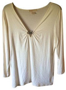 MICHAEL Michael Kors Top Cream