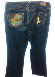 Baby Phat Boot Cut Jeans
