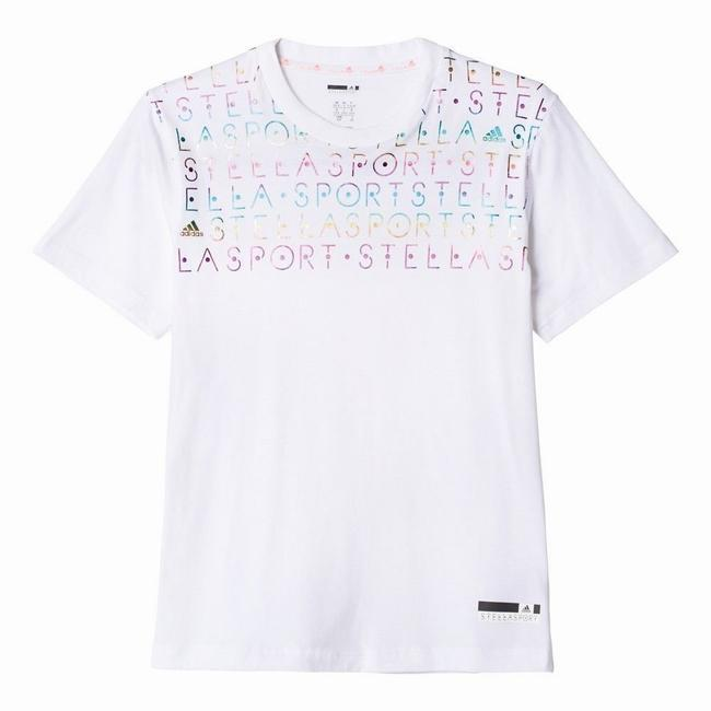 Item - White Organic Athletic Activewear Top Size 8 (M, 29, 30)