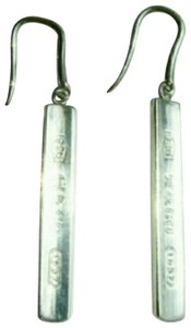 Tiffany & Co. Authentic Tiffany &Co. hanging Bar Earrings