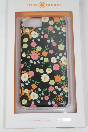 Tory Burch NEW TAGS Tory Burch iPhone Floral Hardshell Protective Phone Case Image 1