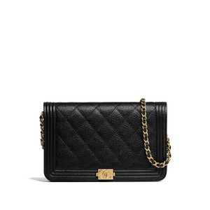 Chanel Purse Wallet Cross Body Bag