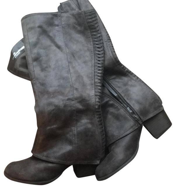 Item - Grey Lundry Boots/Booties Size US 8 Regular (M, B)