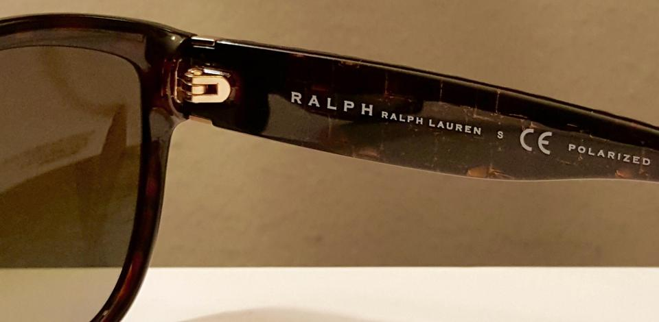 750d69cb47 Ralph Lauren Tortise (Basket Weave Arm Style) Model 7012 Havana ...