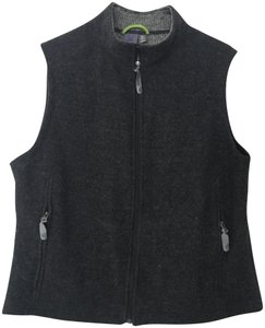 Ibex Merino Wool Women's Size Xl 2 Zip Hand Pockets Smoke-free/Pet-free Low-bulk Layer Vest