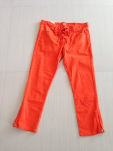 Joe Fresh Capris Orange
