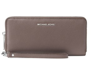 MICHAEL Michael Kors MERCER CINDER TRAVEL CONTINENTAL WALLET, WRISTLET