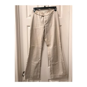 Banana Republic Khaki/Chino Pants off white