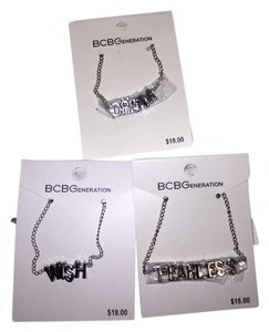 BCBGeneration BCBGeneration Necklace Bundle