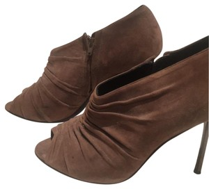 Pierre Hardy brown suede Boots