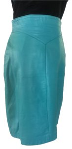 Christian Lauren Paris Skirt Turquoise