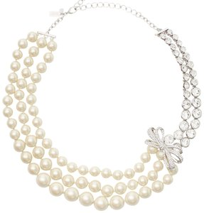 Kate Spade KATE SPADE PEARLY GLOW NECKLACE