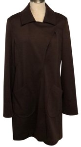 Diane von Furstenberg Button Down Shirt brown