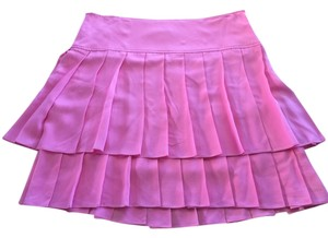 Dolce&Gabbana Summer Fun Mini Skirt Pink