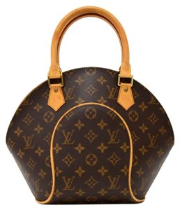 Louis Vuitton Monogram Canvas Handbag Hobo Bag